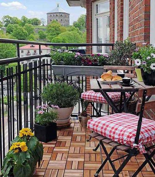 Teras ve balkon dekorasyon fikirleri-Teras balkon dekorasyon önerileri