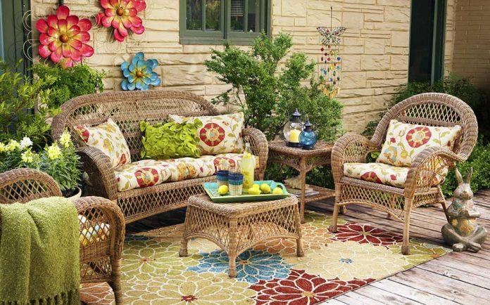 Bahçe dekorasyonu 2017 - Bahçe dekorasyon fikirleri