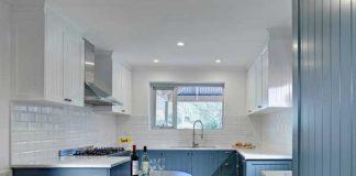 Evinize De Yaz Gelsin: Mavi Mutfak Dolap Önerileri