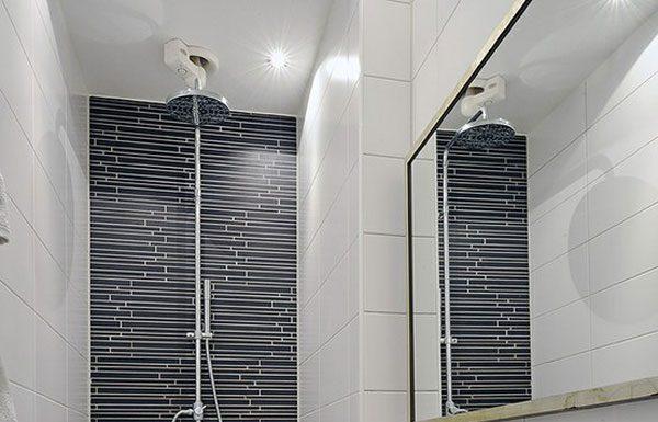 küçük banyo dekorasyon fikirleri-dar banyo dekorasyon önerileri