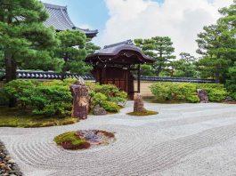 zen bahçesi yapımı-minyatür zen bahçesi