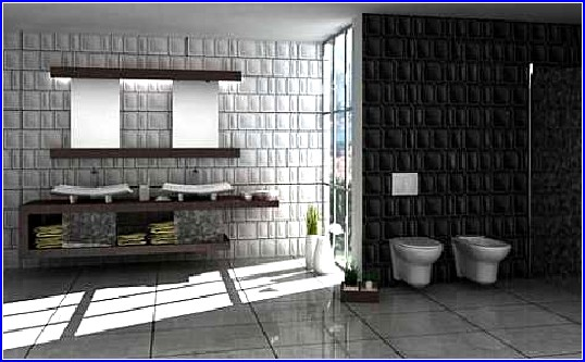 banyo seramik fikirleri