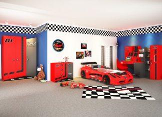 Çocuk ve Genç Odası Mobilya Trendi