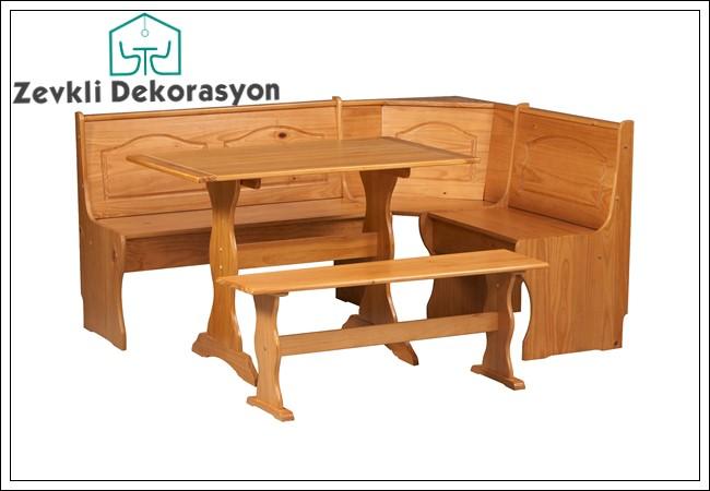 küçük mutfaklar için mutfak masaları, dar alanlar için mutfak masası