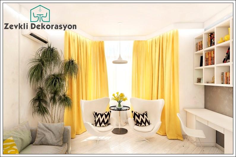 Ev dekorasyonunda renk uyumu, renkleri uyumlu hale getirme