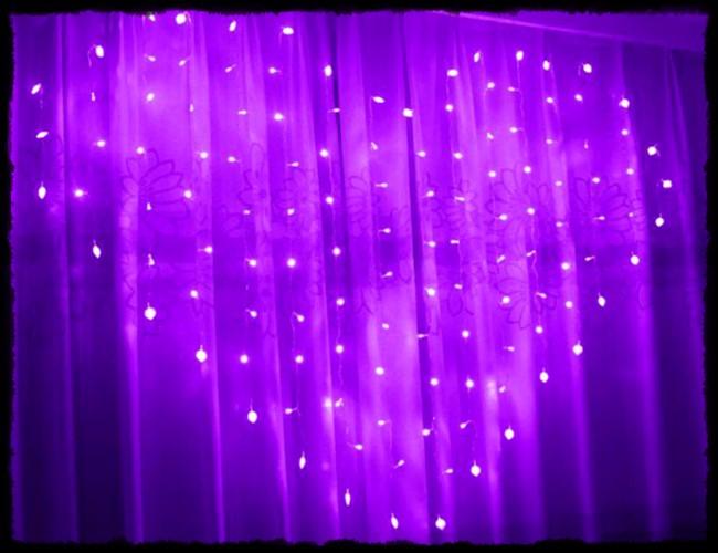 led perde aydınlatma fikirleri, perde dekorasyon