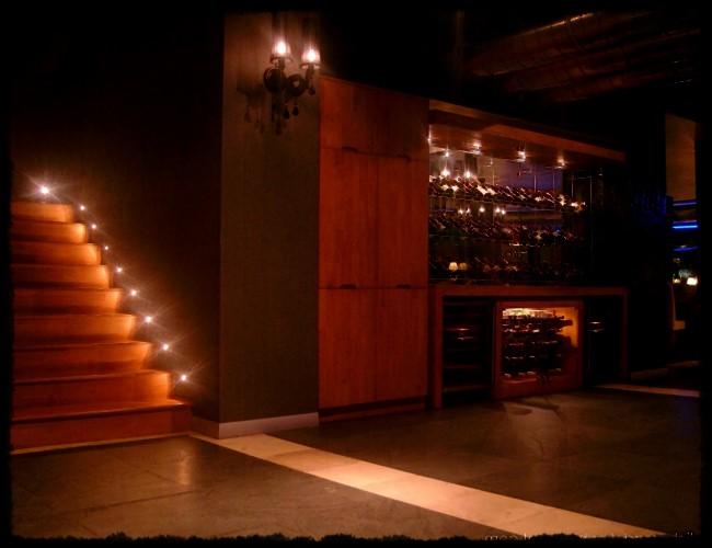 merdiven aydınlatma, merdiven led aydınlatma fikirleri