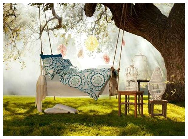 romantik bahçe nasıl yapılır, romantik bahçe dekorasyonu