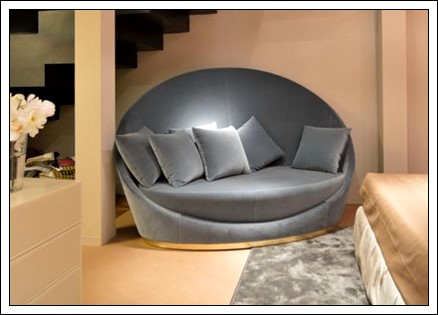 yuvarlak koltuk dekorasyonu,Yuvarlak koltuk fikirleri, Ev dekorasyon fikirleri