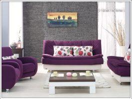 mürdüm rengi oturma odası, mürdüm rengi dekorasyon fikirleri
