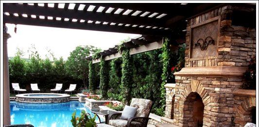 bahçe dekorasyon fikirleri, bahçe veranda dizaynı, bahçe veranda dekorasyon