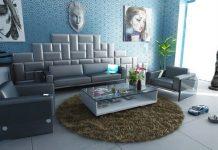 2020 Trend Salon Dekorasyonu