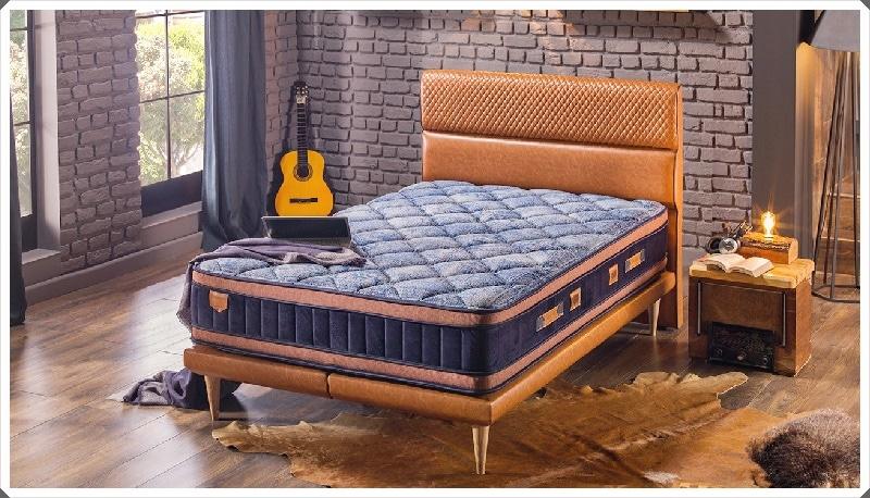 istikbal indigo yatak baza başlık